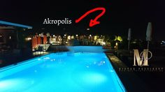 Do you like rooftop pools?  I think they're amazing  Especially with a great view!  #lifeisgreat #camatravel #rooftop #pool & #bar #Athens #Akropolis #passiveincome #http://ift.tt/2wE3aSM