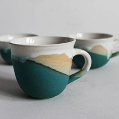 New cups… – Ceramic Art, Ceramic Pottery Pottery Store, Pottery Mugs, Ceramic Pottery, Pottery Plates, Pottery Art, Ceramic Cafe, Ceramic Plates, Pottery Courses, Keramik Design