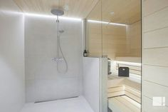Learn more at the web just press the bar for further alternatives ~ outside sauna Wellness Studio, Truck Interior, Bathroom Photos, Wooden House, Bathroom Cleaning, Workout Rooms, Master Bath, Sauna Ideas, Sweet Home