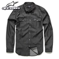 Alpinestars Chambray LS Shirt