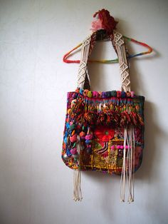 Hey, I found this really awesome Etsy listing at http://www.etsy.com/listing/129910919/bohemian-gypsy-vintage-patchwork-tote