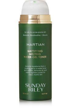 Sunday Riley | Martian Mattifying Melting Water-Gel Toner, 130ml | NET-A-PORTER.COM