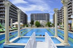 Pool for adults & teenagers @Phoenicia Holiday Resort