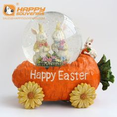 Supply Happy Easter Beauty Snow Globe Photo, Detailed about Supply Happy Easter Beauty Snow Globe Picture on Alibaba.com.
