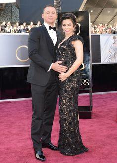 Tapete Vermelho - Oscar 2013