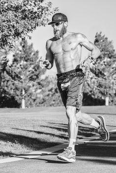 Iron Cowboy: Face Fears and Take Action Kona Ironman, Ironman Triathlon, Running Motivation, Fitness Motivation, Black Pics, Athletic Body, Fitness Inspiration, Iron Man, Exercise