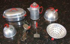 Metal Kitchen Toys