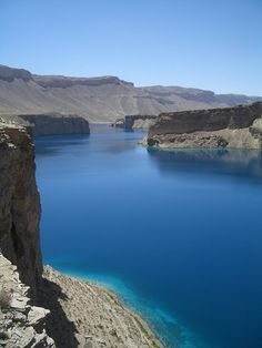 Band-e Amir Lakes, Afghanistan