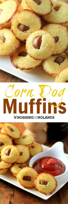 I chooseCorn Dog Muffinsas these are a great make ahead recipe for the big day. We have ours in the freezer right now.