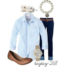 """you got your ball, you got your chain"" by taytay-268 on Polyvore"