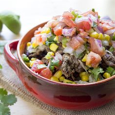 Copycat Chipotle Barbacoa Bowl   Skinny Mom   Where Moms Get the Skinny on Healthy Living