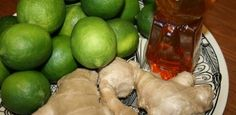 Ginger Lime Tea (with or without honey) (Hot or Cold) Ginger Water Benefits, Tea Benefits, Ginger And Honey, Ginger Tea, Hot Tea Recipes, Lime Tea, Honey Drink, Eat Smart