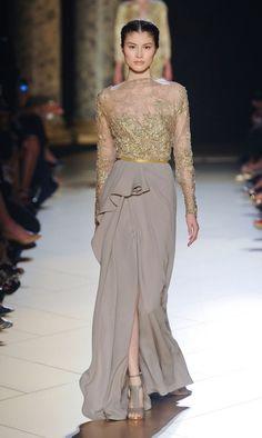 ZsaZsa Bellagio: fashion week