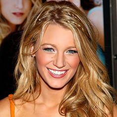 Blake Lively's little peekaboo braids from 2008 are one of our readers' favorite styles ever!