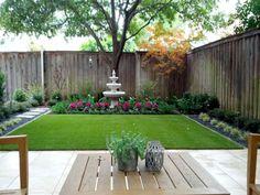 25 Fresh Small Backyard Decoration Ideas