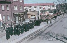 Enghavevej maj 1945