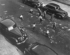 """""""Chalk Games"""" by Arthur Leipzig (1950)"""