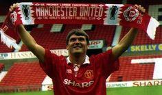 Keane joined United in 1993