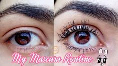 The Beauty Neuron: My Mascara Routine: How to get the most out of your lashes