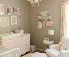Πώς να διακοσμήσετε το δωμάτιο του μωρού: κορίτσι - soso.gr