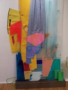 Jessica Stockholder Soft Sculpture, Abstract Sculpture, Abstract Art, Sculptures, Appropriation Art, Internet Art, New Media Art, Colour Field, Artistic Installation