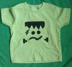 boy's halloween shirt