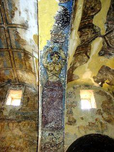 Frescos de Qusayr'Amra (Jordania).