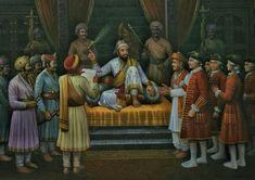Shivaji Maharaj Painting, Ancient Indian History, Mahadev Hd Wallpaper, Composition Drawing, Shivaji Maharaj Hd Wallpaper, Warriors Wallpaper, Ganesh Images, Hd Wallpapers 1080p, Indian Art Paintings