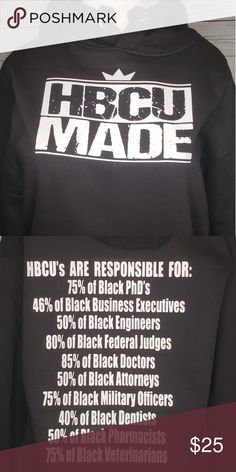 wholesale authorized site picked up 11 Best Hbcu images in 2018 | Graphic t shirts, Graphic tees ...