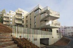 Wohnhaus Limmattalstrasse | pool Architekten Zürich