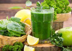Prepara un delicioso jugo verde para desinflamarte y mantenerte en forma
