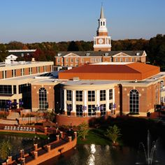 but really, this is my school...... Guys.... THIS IS MY SCHOOL!!!!  High Point University
