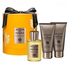 Acqua di Parma Colonia Intensa Oud Gift Set, The Acqua di Parma Colonia Intensa Oud Gift Set, a sophisticated, multi-faceted perfume with an innovative woody-leather accord.