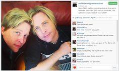 Follow Matthew and Gunnar on Instagram http://instagram.com/p/k7ISFaIxiN/