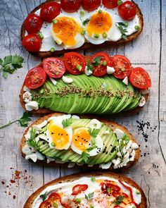 New Sunday Brunch Menu Healthy Recipes Ideas Healthy Meal Prep, Healthy Breakfast Recipes, Healthy Snacks, Vegetarian Recipes, Healthy Eating, Cooking Recipes, Healthy Recipes, Snacks Recipes, Sandwich Recipes