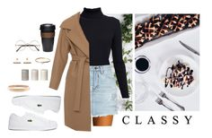 """● What on earth could be more luxurious than a sofa, a book, and a cup of coffee ●"" by cleopatra-pyramids ❤ liked on Polyvore featuring Dollhouse, Rumour London, Yves Saint Laurent, N°21, KeepCup, Sunday Somewhere, Satomi Kawakita, Lacoste and Chanel"