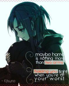 Sword Art Online || Anime Quotes