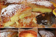 Greek Sweets, Greek Desserts, Apple Recipes, Sweet Recipes, Greek Cake, My Dessert, How To Make Cake, Afternoon Tea, Deserts
