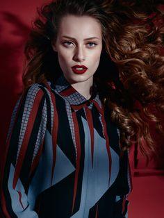 Thairine Garcia by Nicole Heiniger for Elle Brazil July 2015 5