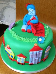 Personalised Birthday Cakes Nottingham