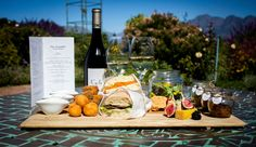 Avondale Wine's new Lunch Platter #biodynamic #wine #SouthAfrica