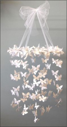 Móbile borboleta