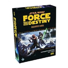 Star Wars Force and Destiny Beginner Game Have you ever aspired to be a Jedi? Well now you can with the Star Wars Force and Destiny Beginner Game This is a perfect starter game for players who want to start roleplaying with learn as you go gu http://www.MightGet.com/march-2017-2/star-wars-force-and-destiny-beginner-game.asp
