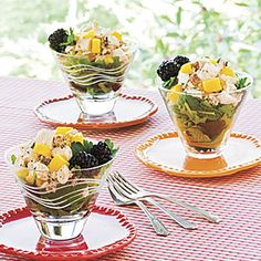 Simple Shower Recipes | Party Chicken Salad | SouthernLiving.com
