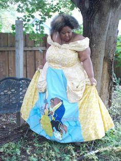 Inspirational blog about being a diverse, plus-size cosplayer! So terrible what some do to those who aren't skinny or identical to the character.
