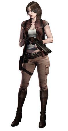 Helena Harper - Resident Evil 6