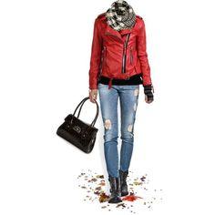 MANGO Super slim-fit chain Loulou jeans