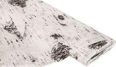 "Baumwollstoff-Digitaldruck+""Birke"" € 9,95"