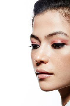 How To Do Every Fall Look With Just 5 Products #refinery29  http://www.refinery29.com/fall-beauty-inspiration#slide19  The color should come up to your browbone and extend into a point just below the tip of your eyebrow.