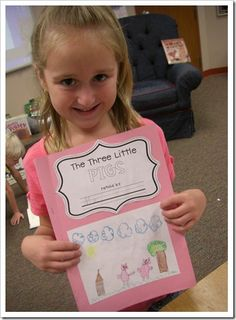 sequencing images, write about them in our own words - retell